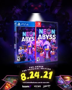 Neon Abyss Lrg