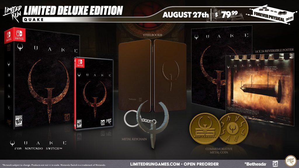 Quake Lrg Deluxe