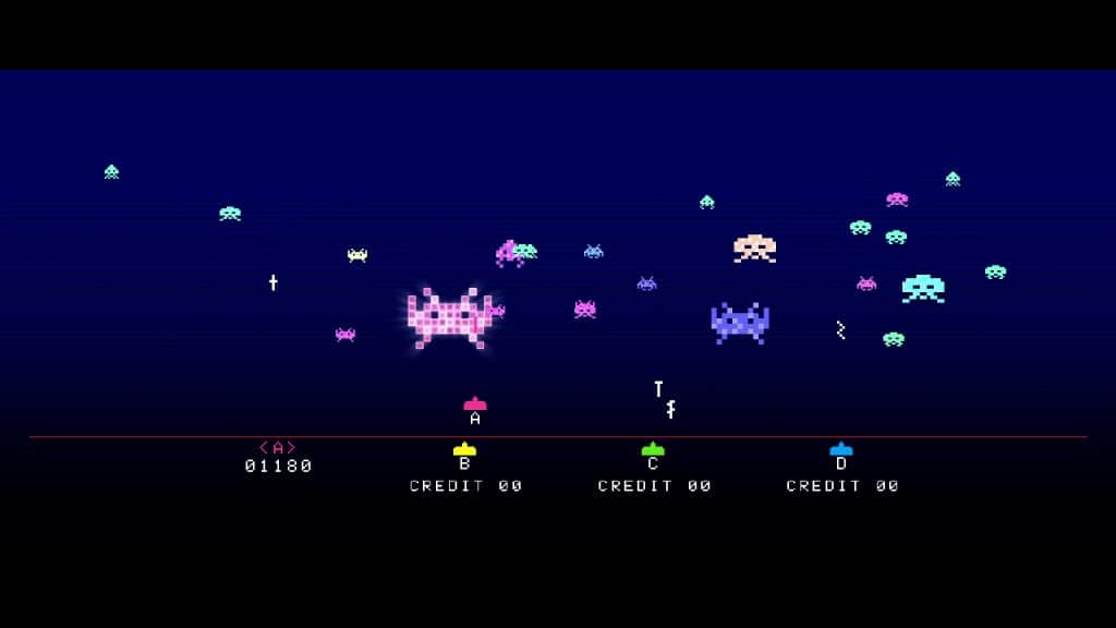 Space Invaders Invincible Collection Screen 02