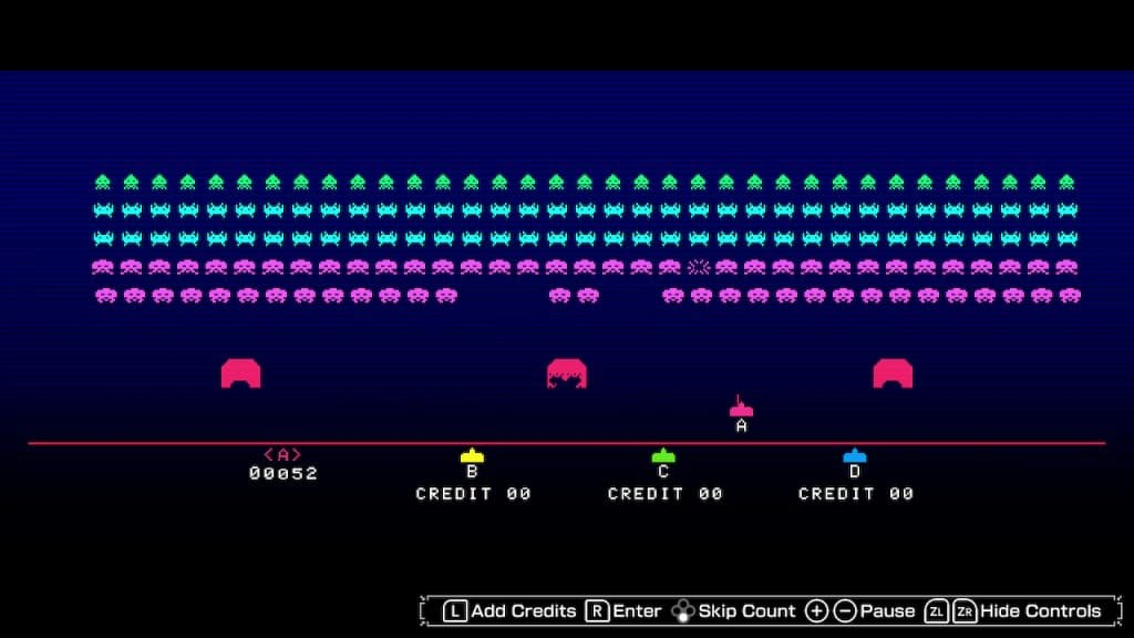 Space Invaders Invincible Collection Screen 05