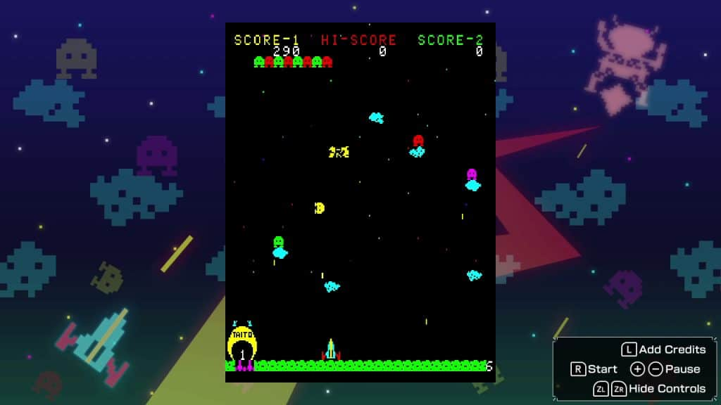 Space Invaders Invincible Collection Screen 06