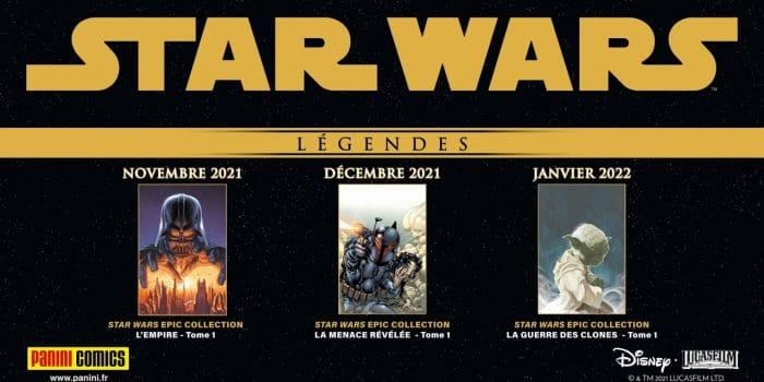 Star Wars Legendes