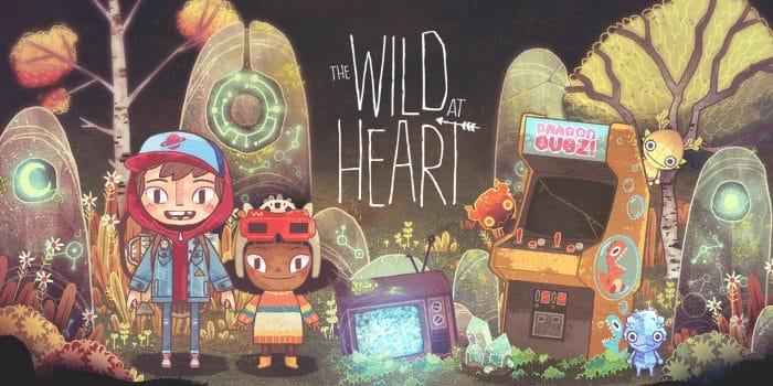 The Wild At Heart Keyart