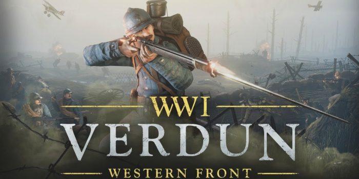 Wwi Verdun Western Front