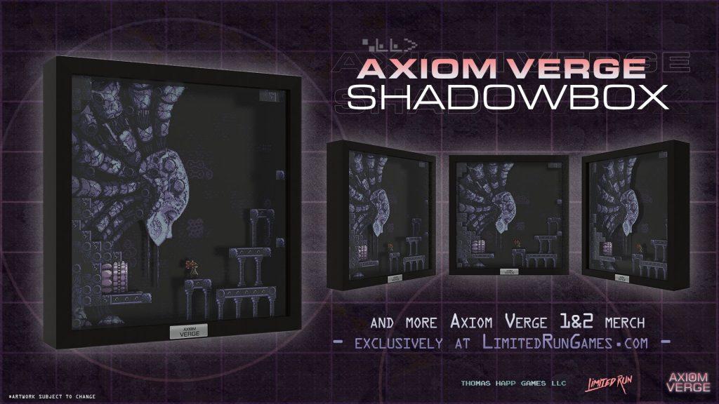 Axiom Verge Shadowbox