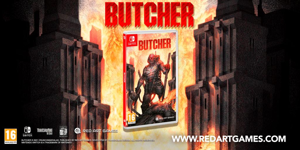 Butcher Redartgames