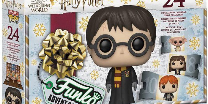 Calendrier Avent Funko Harry Potter 2021