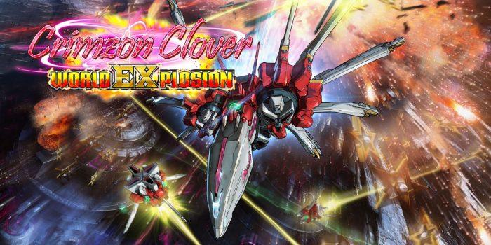 Crimzon Clover World Explosion