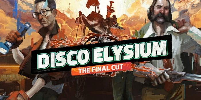 Disco Elysium Keyart