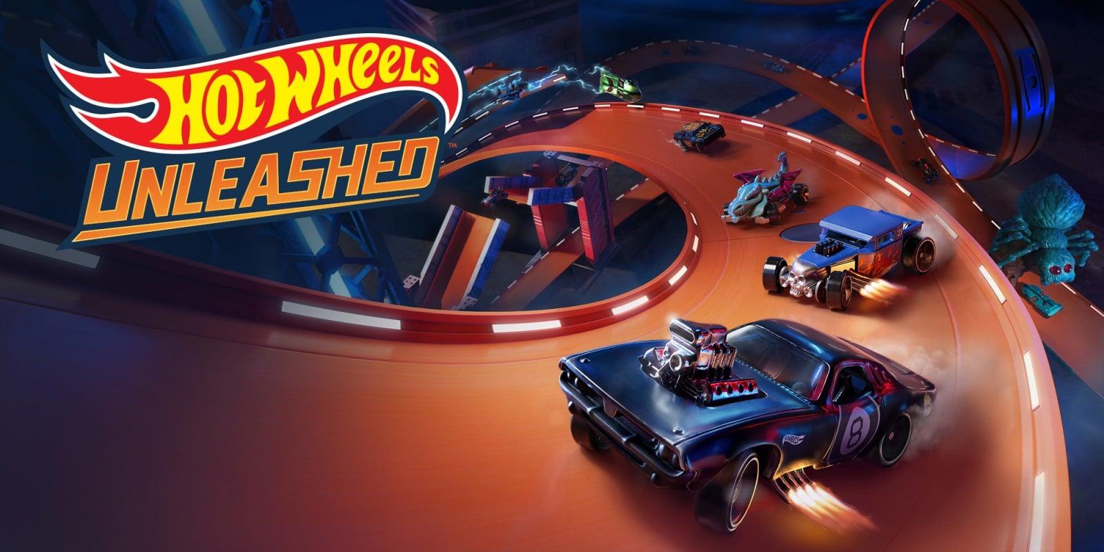 Hot Wheels Unleashed Final