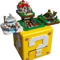 Lego Super Mario Bloc Interrogation Super Mario 64