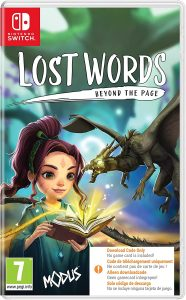 Lost Words Switch