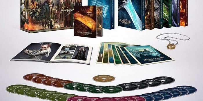 Lotr Hobbit 4k