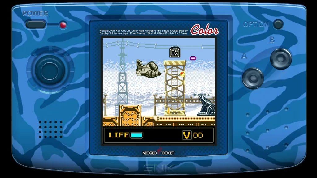 Metal Slug 1st Mission Screen 03