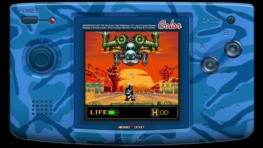Metal Slug 1st Mission Screen 04