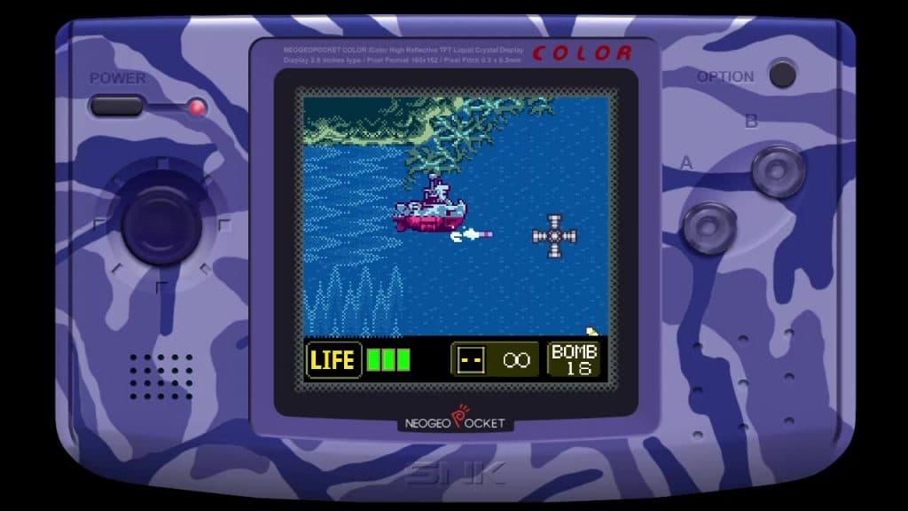 Metal Slug 2nd Mission Screen 02