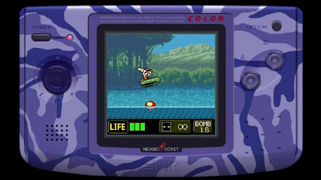 Metal Slug 2nd Mission Screen 03