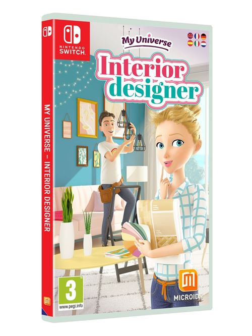 My Universe Interior Designer Switch