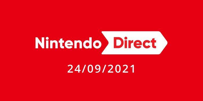 Nintendo Direct 2021 Septembre