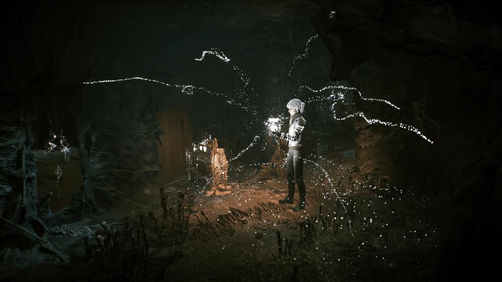 The Medium Screen Spirit Blast