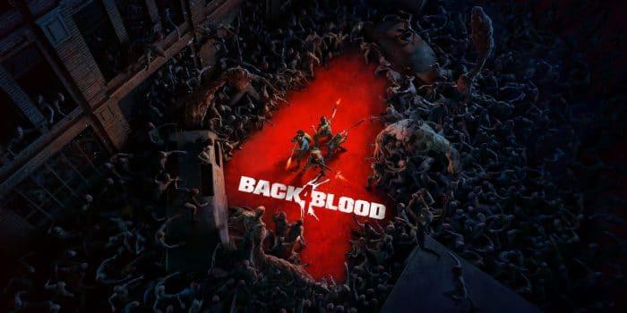 Back 4 Blood Keyart