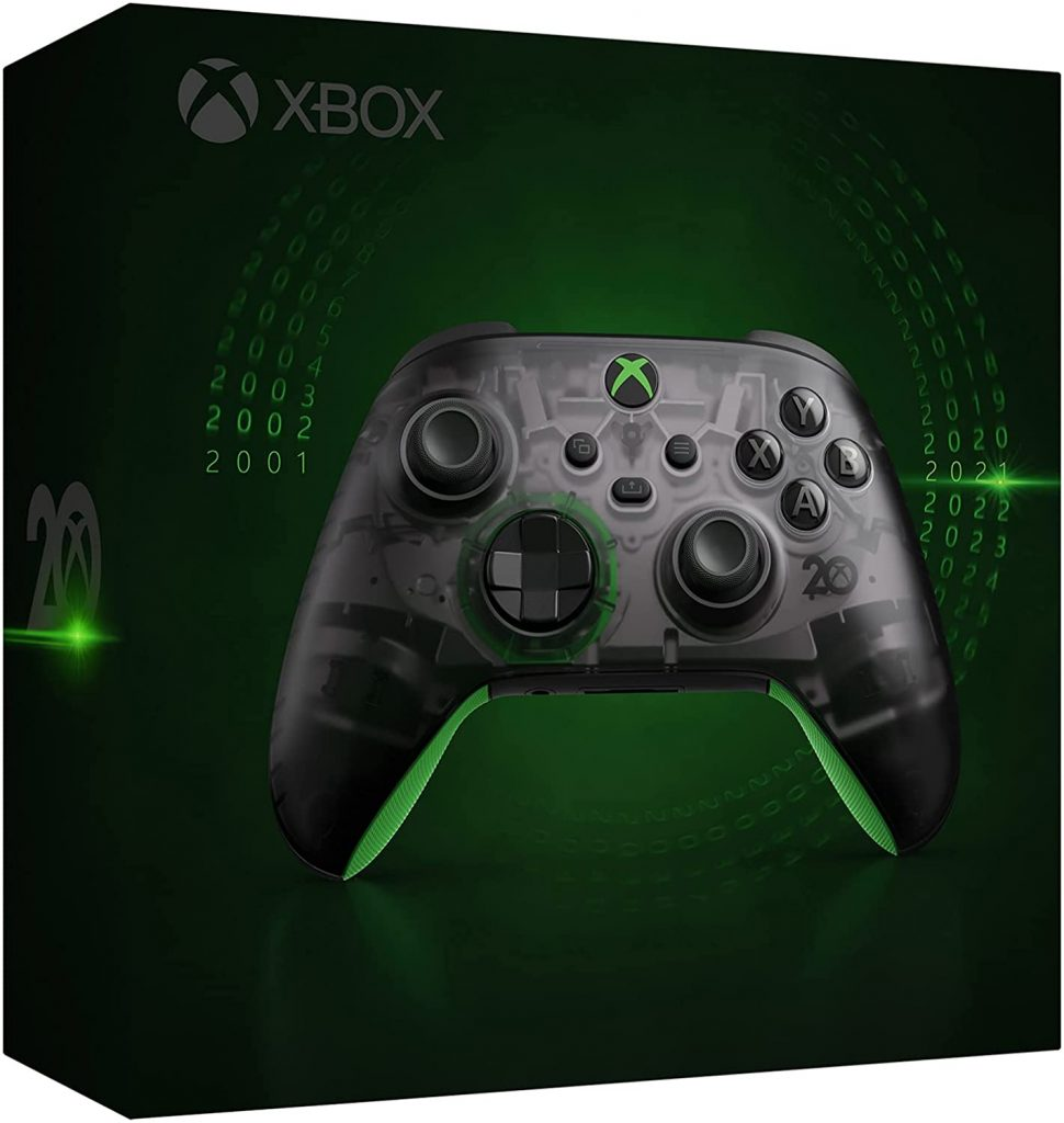 Manette Xbox Series 20th Anniversary Pack